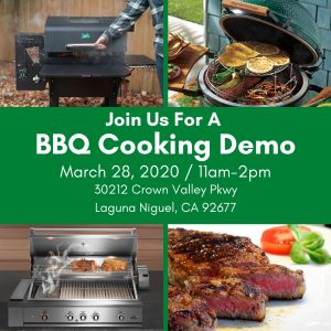 BBQ Cooking Demo